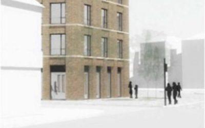 Planning permission for Hotel in Lewisham