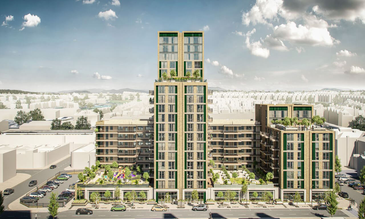 Hove Gardens Approval