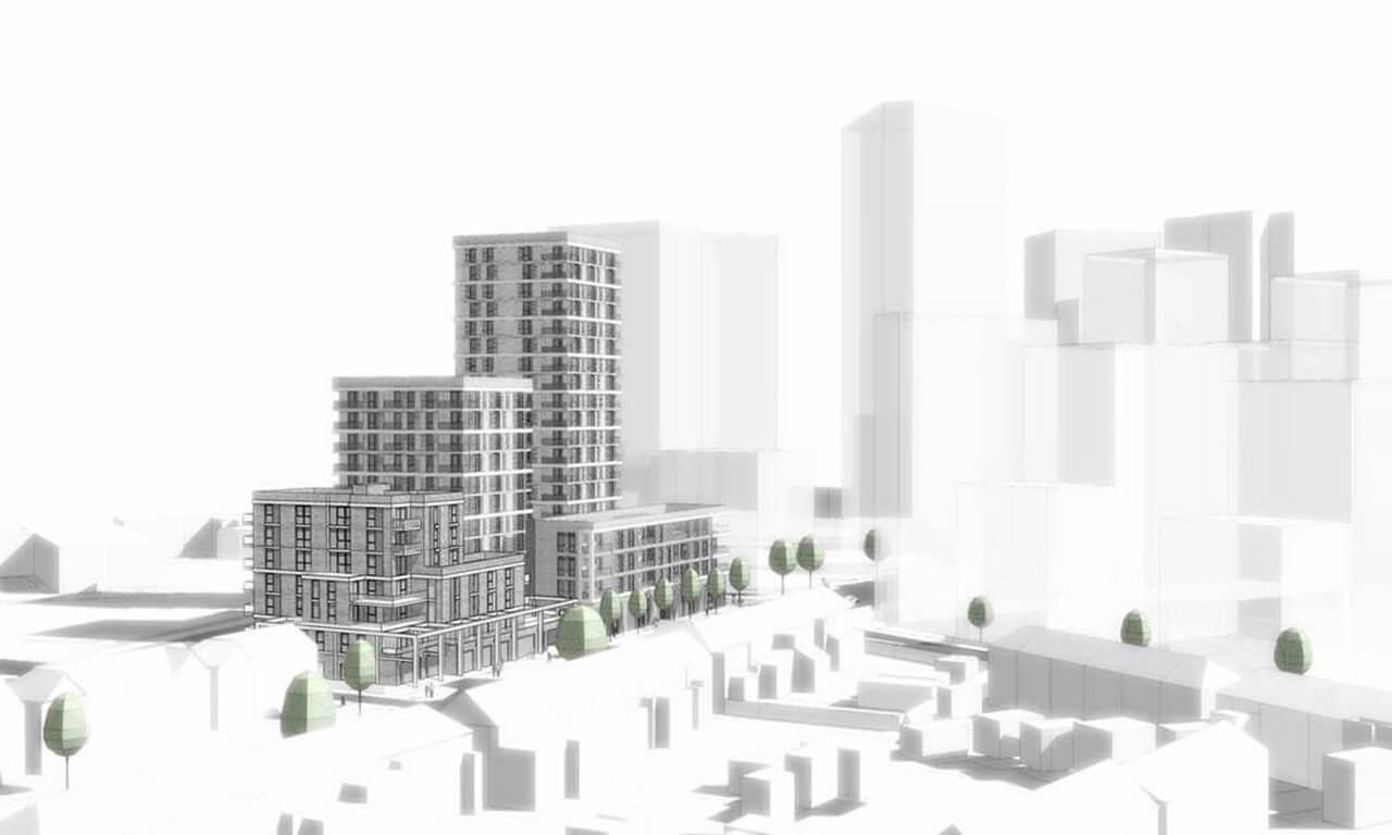 Planning Approval Dowlings Parade Wembley Brent